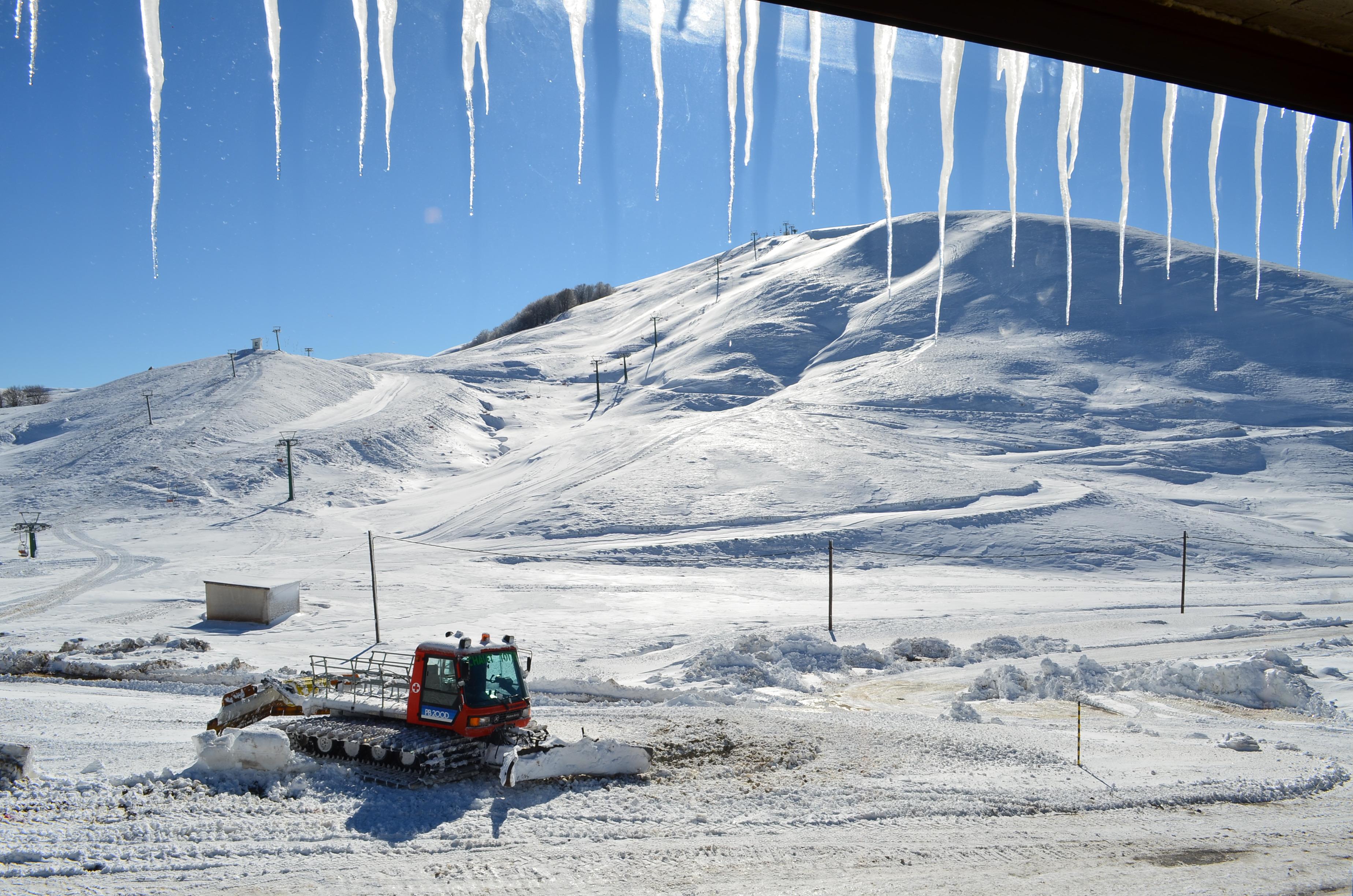 Anilio Ski Center Metsovo Gtp